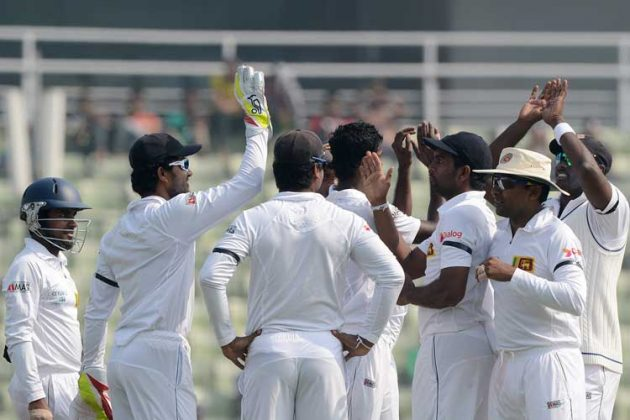 Sri Lanka dominates opening day - Cricket News