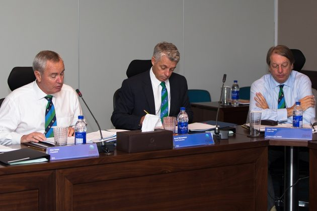 First day of ICC Board meeting concludes - Cricket News