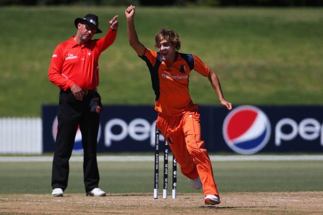 Rippon, Szwarczynski star in big Netherlands win - Cricket News