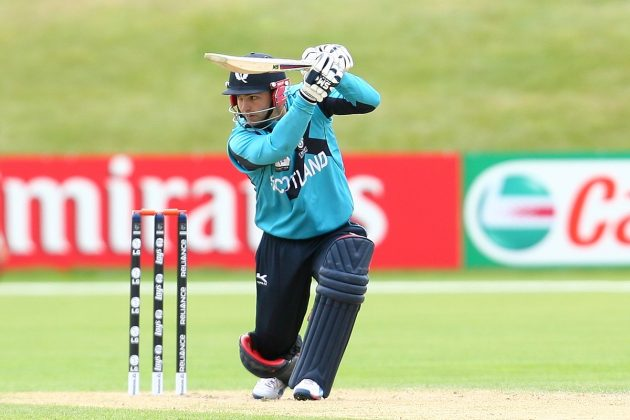 Mommsen stars as Scotland outclasses PNG - Cricket News