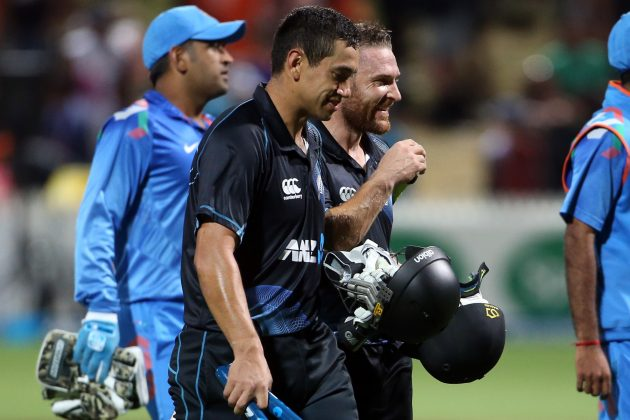 Taylor special gives NZ series win - Cricket News