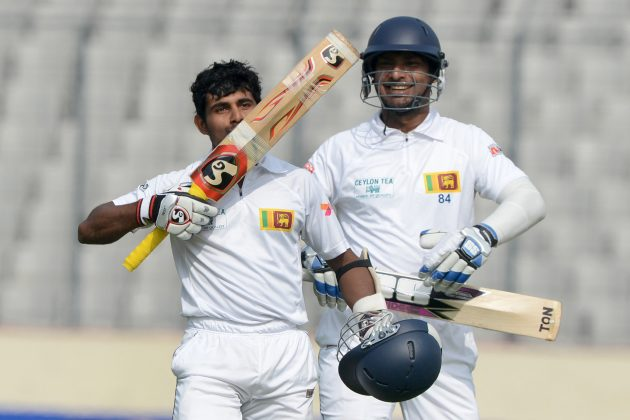 Silva headlines strong show by Sri Lanka - Cricket News
