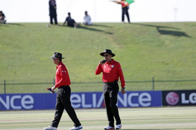 Cross named in 2014 Associate and Affiliate Panel of Umpires - Cricket News