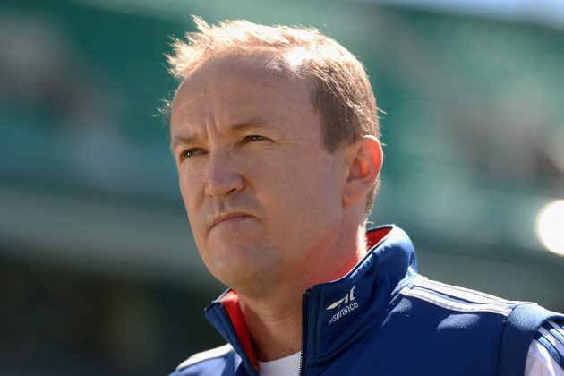Flower steps down as England Team Director