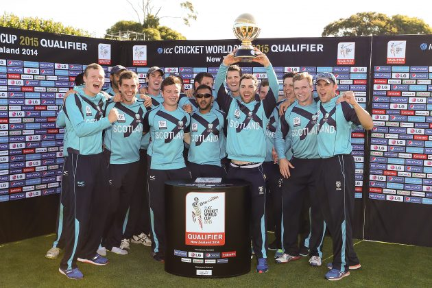 Scotland beats UAE in qualifier final - Cricket News