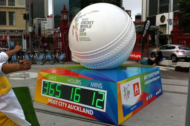 New Zealand unveils seven Host City countdown clocks - Cricket News