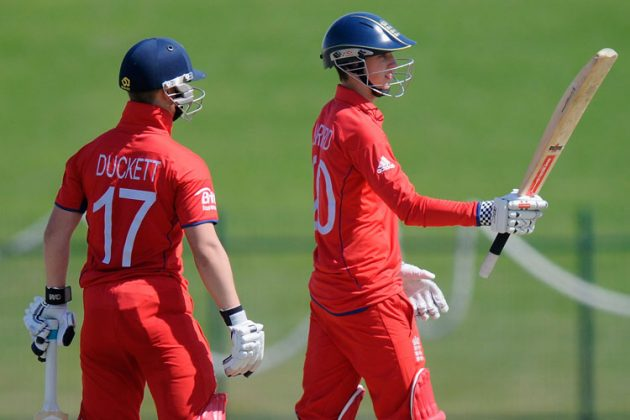 England beats UAE by 213 runs  - Cricket News