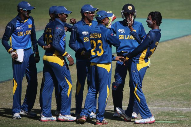 Sri Lanka scrapes past England - Cricket News