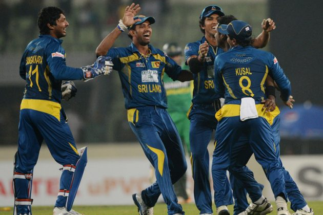 Perera stars in Sri Lanka win - Cricket News