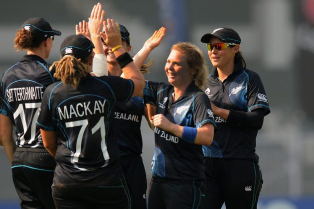 New Zealand women's squad named - Cricket News