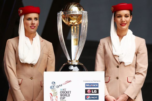 Request for freight service proposals for ICC Cricket World Cup 2015  - Cricket News
