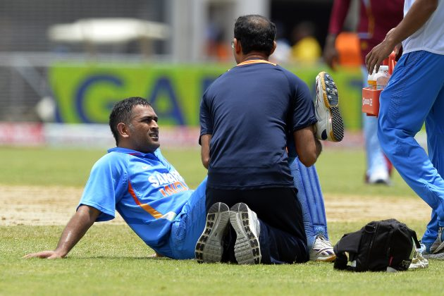 Dhoni ruled out of Asia Cup - Cricket News