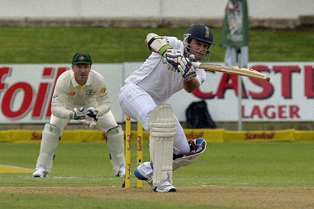 Elgar stars in even battle - Cricket News