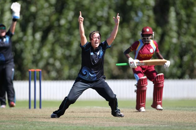 McGlasha, Huddleston star in New Zealand win - Cricket News