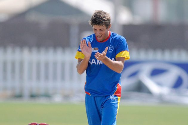Coetzee's all-round effort helps Namibia beat Canada - Cricket News