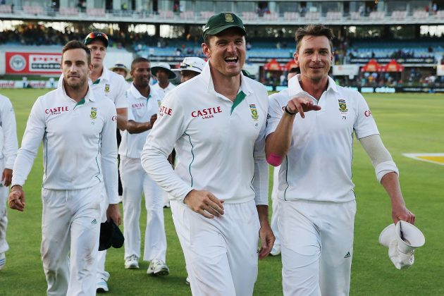South Africa levels series with 231-run win - Cricket News