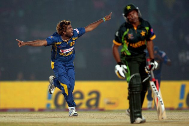 Malinga keeps fighting Pakistan at bay - Cricket News