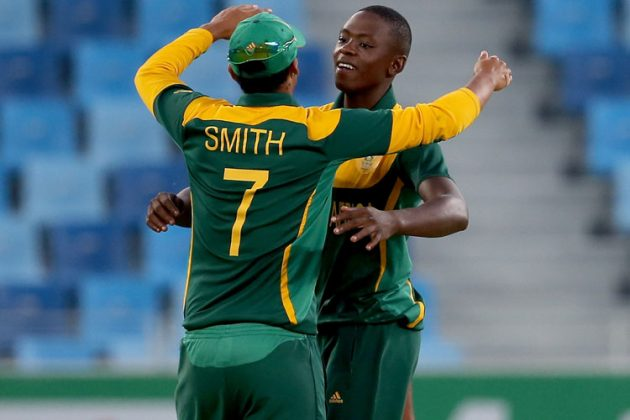 Rabada takes six for 25 as South Africa reaches third ICC U19 Cricket world Cup final - Cricket News