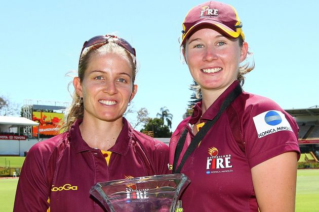 Replacement in Australia's women's squad for the ICC World T20 2014 approved - Cricket News
