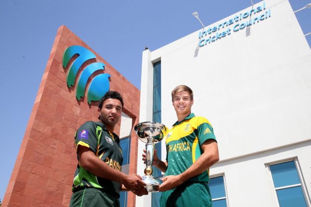 Pakistan goes head to head with South Africa in ICC U19 CWC 2014 - Cricket News