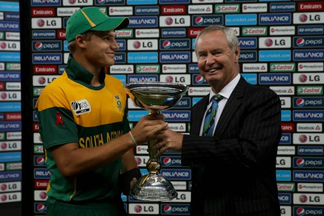 ICC President Alan Isaac terms ICC U19 CWC 2014 a perfect launching pad - Cricket News