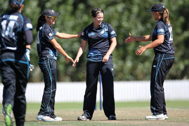 New Zealand wins first T20I - Cricket News