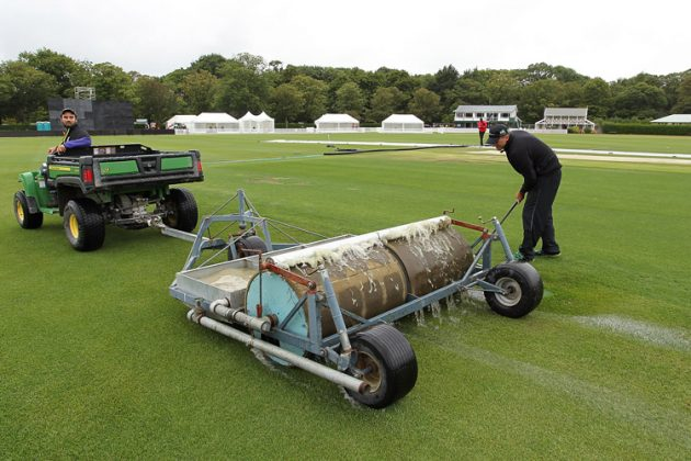Second T20I washed out - Cricket News