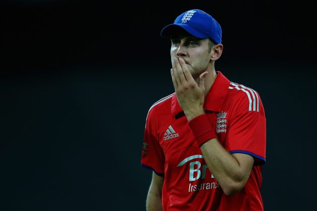 Broad to miss remaining West Indies T20Is - Cricket News