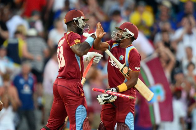 Santokie, Sammy star in impressive win - Cricket News