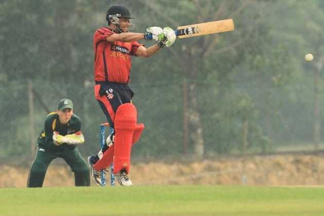 Jersey holds nerve in close encounter  - Cricket News