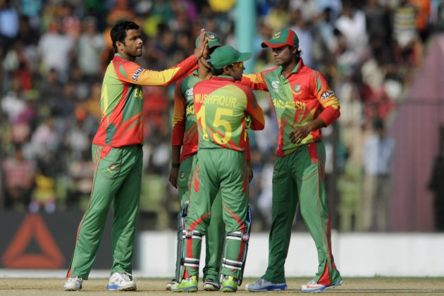 All-round Shakib gives Bangladesh win - Cricket News