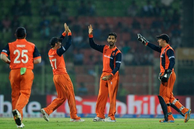 Enterprising Netherlands canter to victory - Cricket News