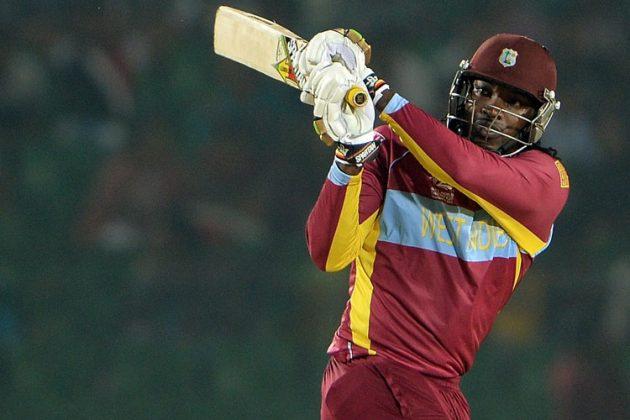 Gayle half-century blows England away - Cricket News