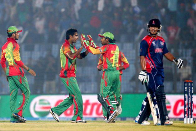 Bangladesh has it easy against Nepal - Cricket News