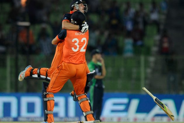 Fantastic Netherlands reaches Super 10 in style - Cricket News
