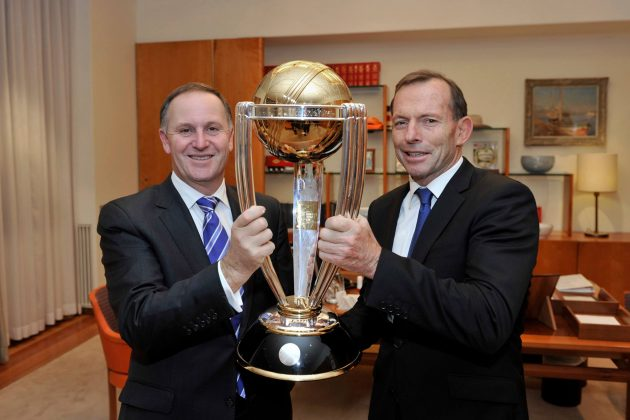 Prime Ministers send their message of support - Cricket News