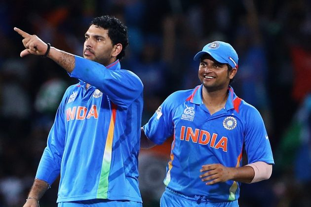 Raina, Yuvraj and diverging paths - Cricket News