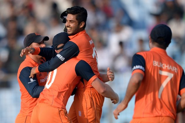 Stirring win gives Netherlands double delight - Cricket News