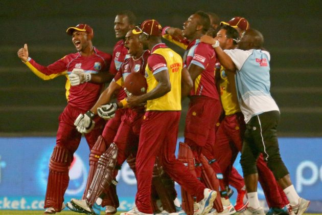 Action on the field is what matters: Sammy - Cricket News