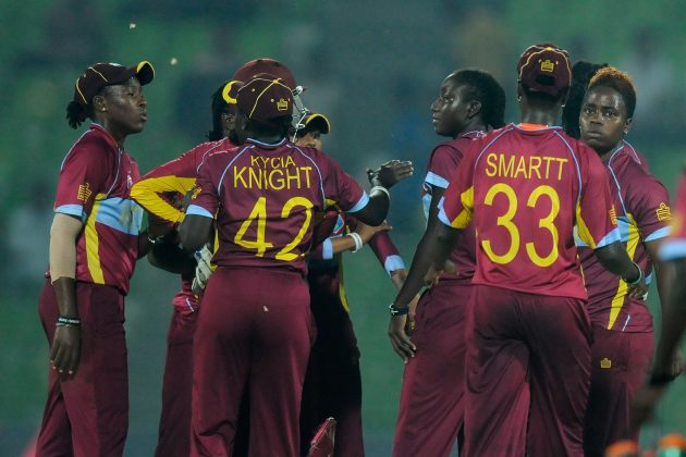 ​Taylor powers West Indies Women to the semi-final
