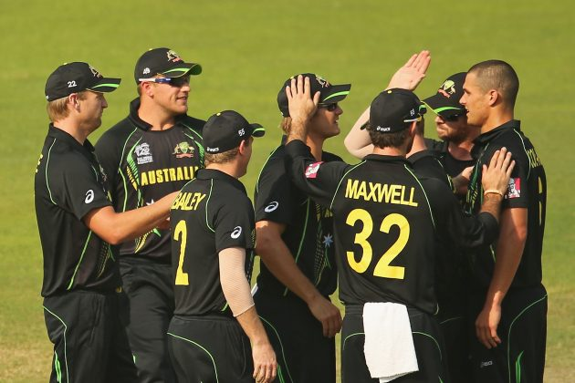 Finch powers Australia to consolation win - Cricket News