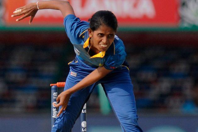Sri Lanka's Udeshika Prabhodhini becomes No 1 T20I bowler - Cricket News