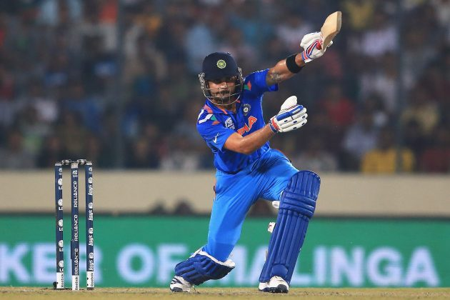 Kohli attains career-best second in T20I batting - Cricket News