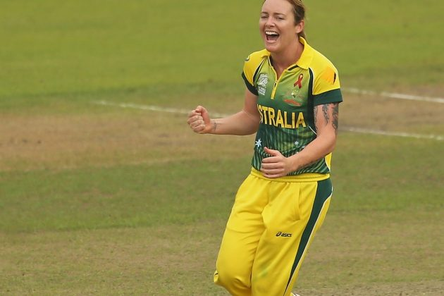 Sarah Coyte, Ellyse Perry make gains in T20I bowling ranking - Cricket News