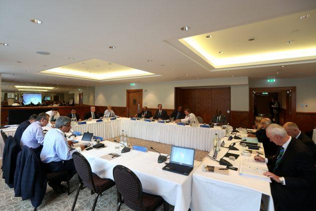 ICC Board meets in Dubai - Cricket News