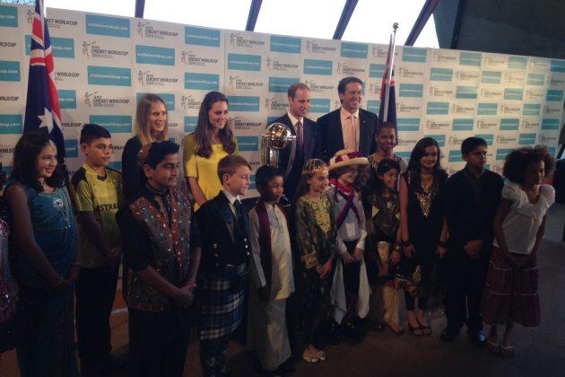 Royal visit highlights the diversity of cricket - Cricket News