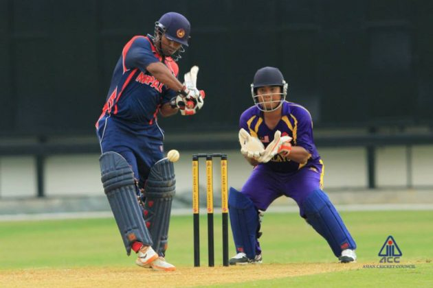 Nepal overcomes shaky start for five-wicket win  - Cricket News