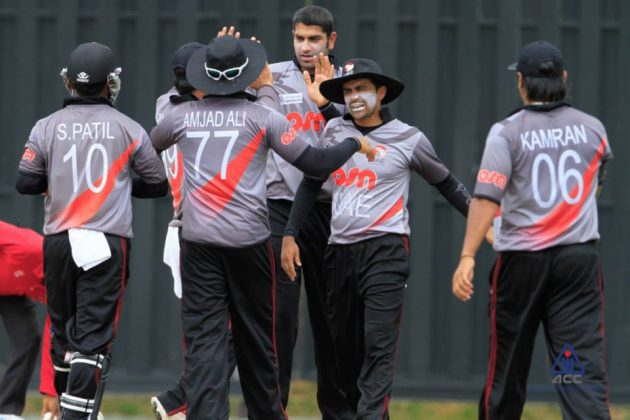 UAE wins thriller against Hong Kong - Cricket News