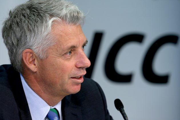ICC Chief Executive David Richardson talks about matters relating to ACSU - Cricket News