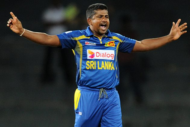 Herath replaces injured Lakmal for remaining ODIs - Cricket News